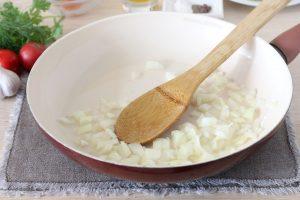 Суп «Чехословацкий» с мясным фаршем