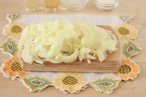 Маринованный лук к шашлыку