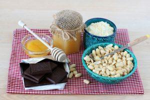 Домашние конфеты «Сникерс»