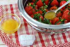 Малосольные помидоры за сутки