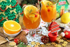 Классический апельсиновый пунш