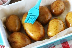 Картофель в духовке от Джейми Оливера