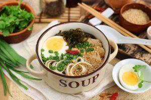Суп рамен