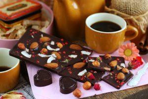 Домашний шоколад из какао-масла